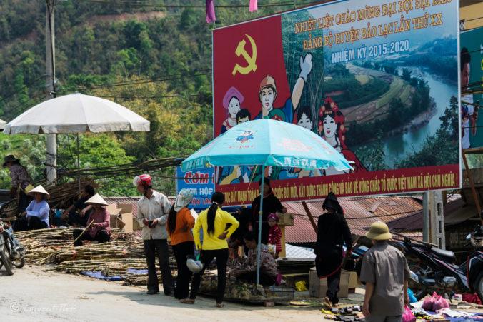 Image de propagande vietnamienne