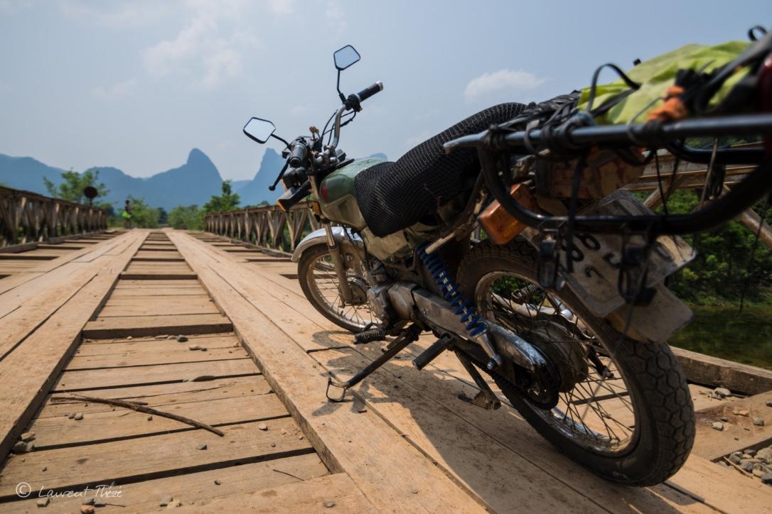 La chouille à Vang Vieng