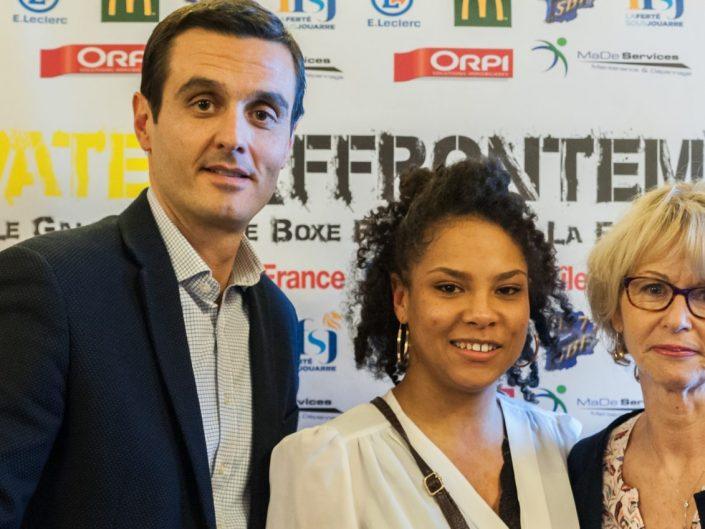 Méghane AMOURI Championne du monde de savate