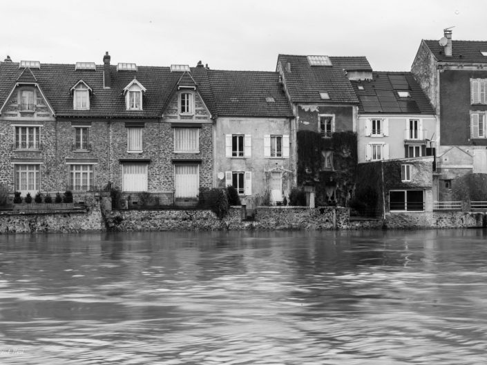 Crue de La Marne à La Ferté-sous-Jouarre 2018